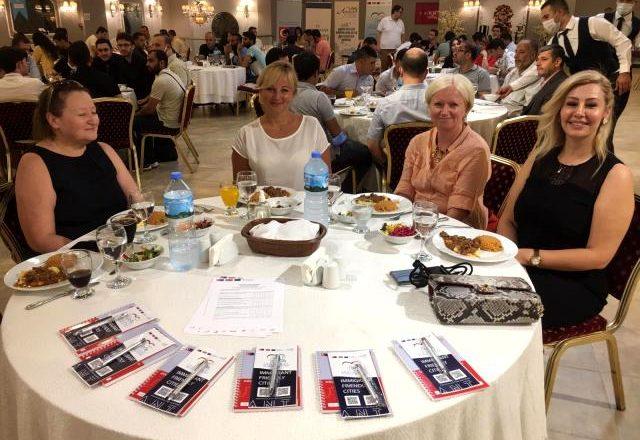 Συμμετοχή του δήμου Τρικάλων σε φιλομεταναστευτική εκδήλωση στην Τουρκία….